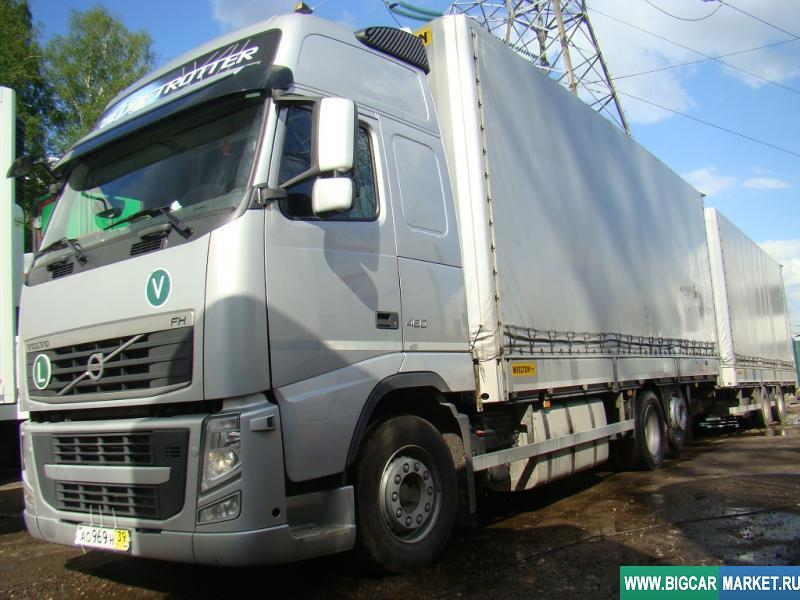 грузовик Volvo FH13.460