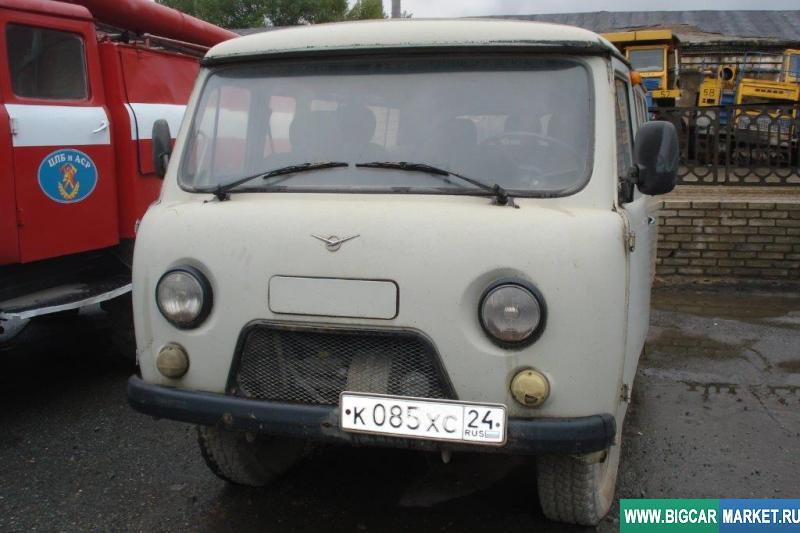автобус  УАЗ-22069-04