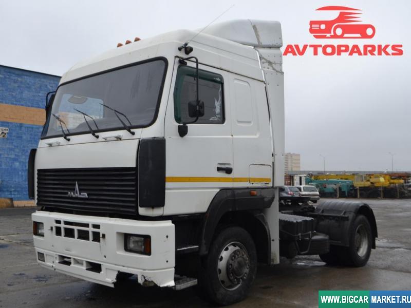 седельный тягач МАЗ 5440А5 -330-000