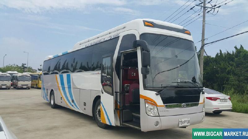 автобус Hyundai Universe Noble