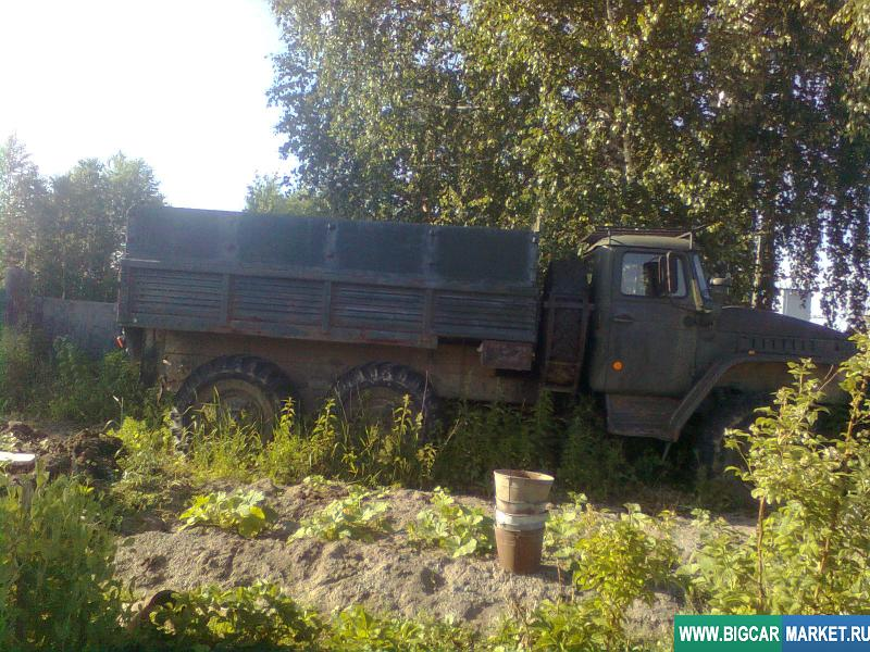 грузовик Урал 375