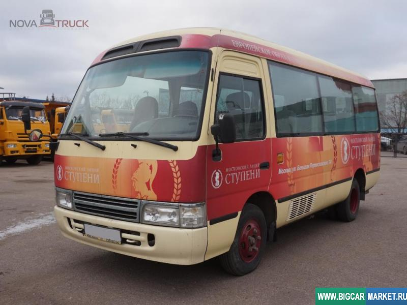 автобус Golden Dragon XML6601C2