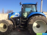 спецтехника NEW HOLLAND T8040