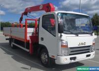JAC N120 манипулятор
