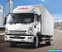 JAC N120 фургон изотермически