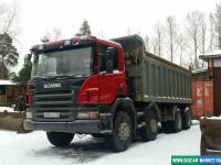 грузовик SCANIA P380