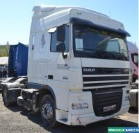 Daf FT XF 105.460 SPACE C