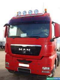 Man TGX 33.440 BLS XL