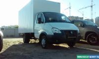 грузовик ГАЗ 3302