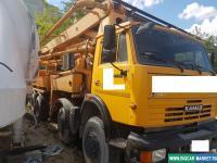 КамАЗ 6540 (8х4)