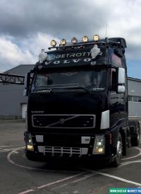 Camc Volvo FH13 Globetrotter