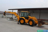 Трактор JCB 4CX Super