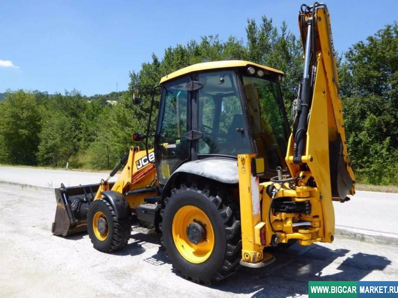 Спецтехника JCB 3CX ECO