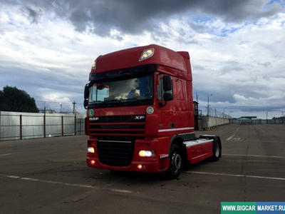 Daf XF 105 Super space cab 2009