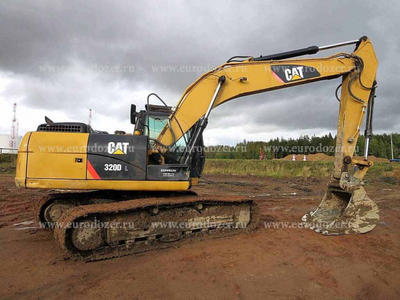 Caterpillar 320 dl 2014
