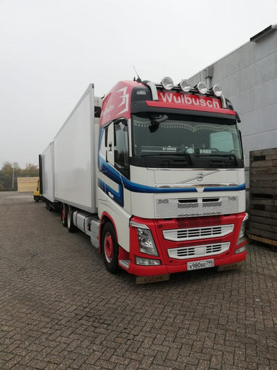 Volvo FH-500 2015
