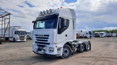 IVECO STRALIS AT450 S45TX/P 2009
