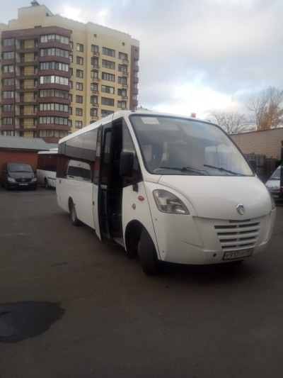 IVECO DAILY THESY 2009