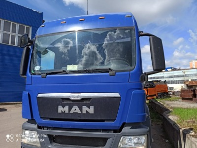 MAN TGS 19.400 4X2 BLS-WW 2014