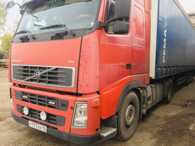 Volvo FH13 2008
