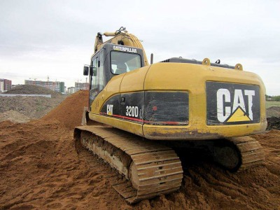 Caterpillar 320DL 2006