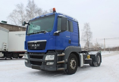 MAN TGS 19.400 4x2 BLS-WW  2012 года, 4х2, 400 л.с.